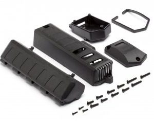 105690 BATTERY COVER/RECEIVER CASE SET