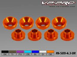 RS509-3.7O SERVO WASHER 3.7 ORANGE