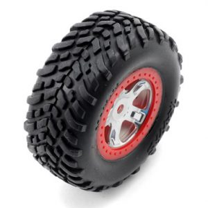 TRA7073A TIRES AND WHEELS, ASSEMBLED, G